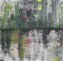 """""""forest"""", Format: 330mm x 320mm (Breite x Höhe)"""