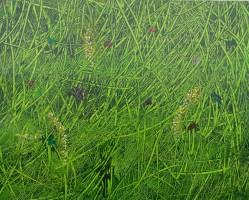 """meadow"", Format: 420mm x 340mm (Breite x Höhe)"