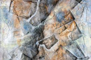 """""""crystalline"""", Format: 385mm x 560mm (Breite x Höhe)"""
