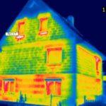 Gut thermografierbar: monolithische Außenwände