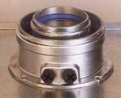 Abgasführung Gasbrennwertgerät
