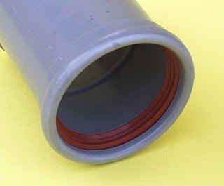 Abgasrohr aus PPS für Brennwertkessel