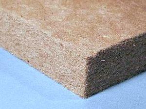 biegesteife Holzfaserdämmplatte