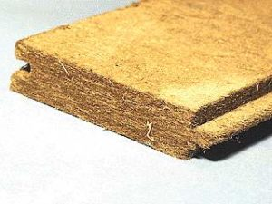 Holzfaserdämmplatte mit Nut und Feder