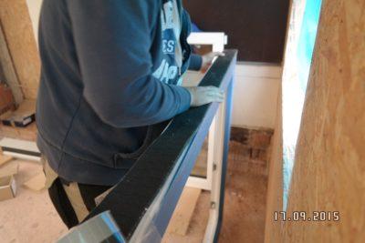 Fenster und Türen richtig einbauen