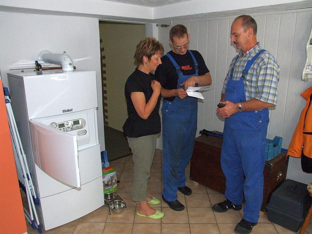 Checkliste für detaillierte Angebote Heizungsbau