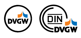 DVGW-Prüfzeichen