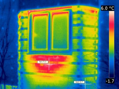 Wärmeverluste durch Heizkörper