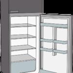 Kühlschrank, Refrigerator