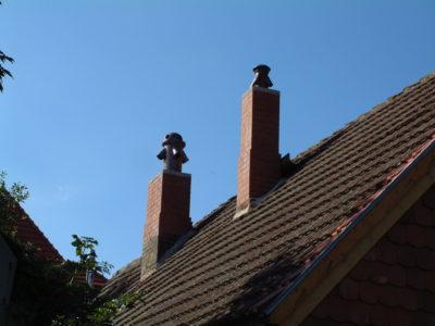 Spielt der Schornstein beim Luftwechsel eine Rolle?