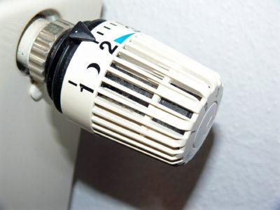Thermostatventile sorgen für konstante Raumtemperaturen (Bild von moritz320 auf pixabay.com)